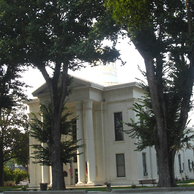 Colusa courthouse